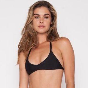 Mikoh Uluwatu Bikini Top in Night Size Large